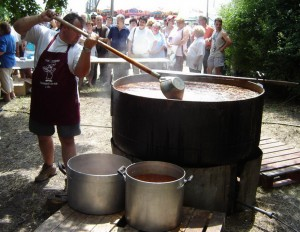 2006. június 24. szombat - I. Alföldi Betyárétel Főző Fesztivál