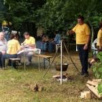 2010. június 19. - Betyárétel Főző verseny