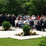 2010. június 19. - A szent Korona másolatának érkezése a Községházába