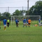 2010. június 20. - Jász Polgármesterek - Kun Polgármesterek labdarúgó mérkőzése