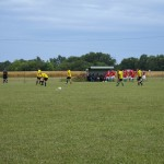 2011. június 19. - Polgármester Válogatott - Helyi Öregfiúk barátságos labdarugó mérkőzés